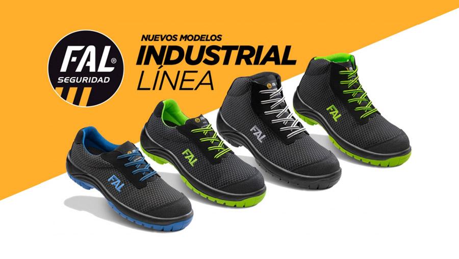 Nuevos modelos de calzado de seguridad FAL
